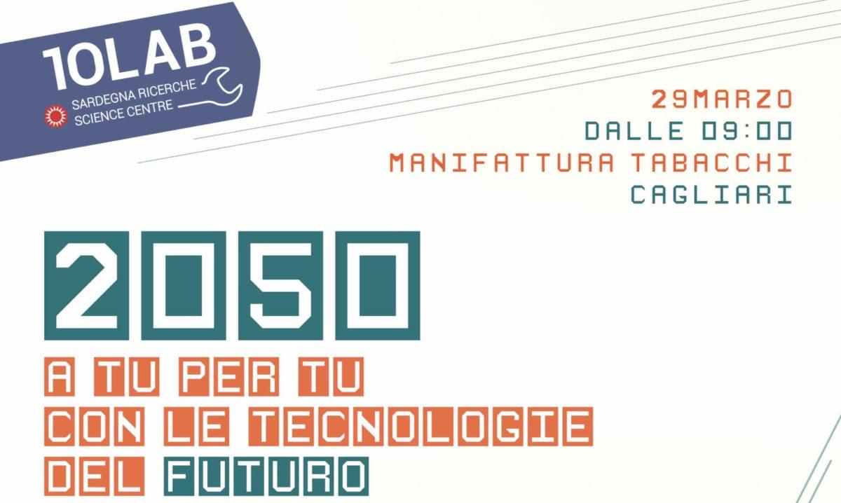 2050 - A tu per tu con le tecnologie del futuro sandro mungianu didattica eventi